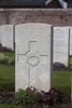 Headstone of Rifleman William James De Blois (38137). Birr Cross Roads Cemetery, Ieper, West-Vlaanderen, Belgium. New Zealand War Graves Trust (BEAM6979). CC BY-NC-ND 4.0.