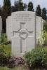 Headstone of Private Arthur Noel Brown (26784). Tyne Cot Cemetery, Zonnebeke, West-Vlaanderen, Belgium. New Zealand War Graves Trust (BEEG1818). CC BY-NC-ND 4.0.