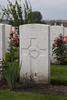 Headstone of Private Harry Haworth Foster (35161). Tyne Cot Cemetery, Zonnebeke, West-Vlaanderen, Belgium. New Zealand War Graves Trust (BEEG1902). CC BY-NC-ND 4.0.