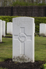 Headstone of Rifleman Thomas Lewis Alfred Shepherd (27116). Strand Military Cemetery, Comines-Warneton, Hainaut, Belgium. New Zealand War Graves Trust (BEEB7213). CC BY-NC-ND 4.0.