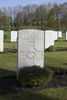 Headstone of Private Percy Frederick Dobbie (6/3300). Underhill Farm Cemetery, Comines-Warneton, Hainaut, Belgium. New Zealand War Graves Trust (BEEI7511). CC BY-NC-ND 4.0.
