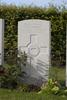 Headstone of Shoeing Smith Corporal Herbert Oliver Bishop (2/201A). Westhof Farm Cemetery, Heuvelland, West-Vlaanderen, Belgium. New Zealand War Graves Trust (BEEO1651). CC BY-NC-ND 4.0.