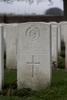 Headstone of Captain Horace Dorset Eccles . New Irish Farm Cemetery, Ieper, West-Vlaanderen, Belgium. New Zealand War Graves Trust (BECY9622). CC BY-NC-ND 4.0.