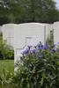 Headstone of Lieutenant Hugh Alexander Forrest (30104). New Irish Farm Cemetery, Ieper, West-Vlaanderen, Belgium. New Zealand War Graves Trust (BECY0594). CC BY-NC-ND 4.0.