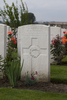 Headstone of Private Harry Haworth Foster (35161). Tyne Cot Cemetery, Zonnebeke, West-Vlaanderen, Belgium. New Zealand War Graves Trust (BEEG1903). CC BY-NC-ND 4.0.