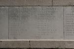 Headstone of Private Esmond Charles Paget (6/1949). Messines Ridge (N.Z.) Memorial, Mesen, West-Vlaanderen, Belgium. New Zealand War Graves Trust (BECS5884). CC BY-NC-ND 4.0.