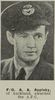Portrait of Flying Officer Alexander Agnew Appleby, Auckland Weekly News, 18 July 1945. Auckland Libraries Heritage Collections AWNS-19450718-26-19. Image is sibject to copyright restrictions.