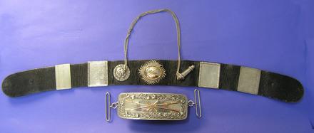 belt, shooting [2005.106.1]