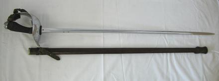 sword & scabbard [2001.025.797]